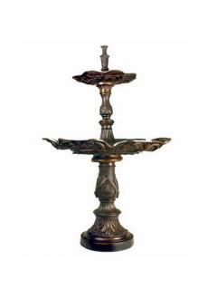 Bronze 2 Tier Fountain