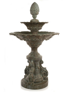 English register fountain
