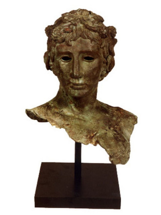 Greek Male Bust
