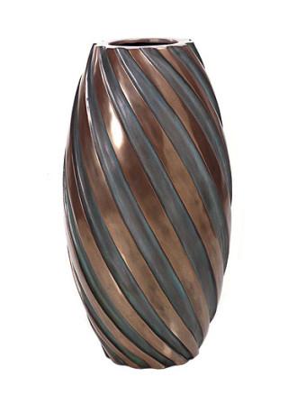 Turbo vase