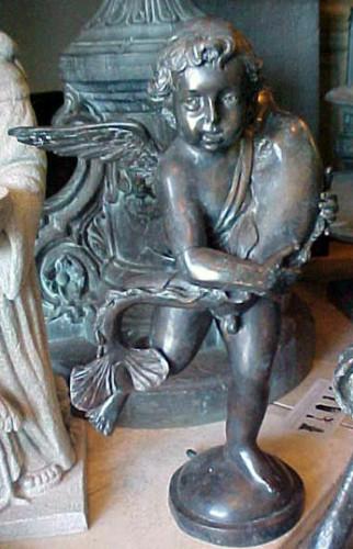 Verrocchio boy