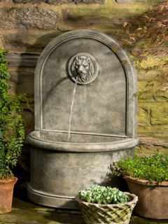 lion-wall-fountain