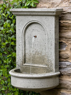 Portico Water Fountain