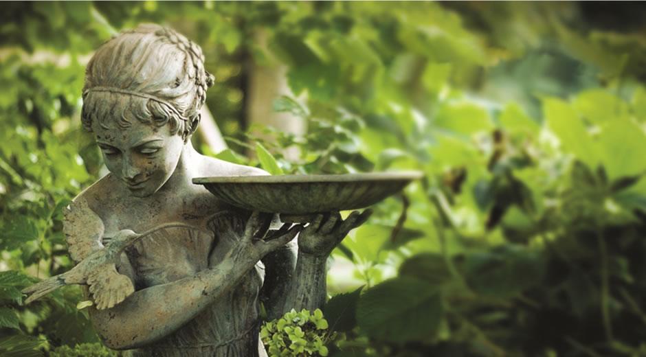 Modern Urn · Garden Bronze ...